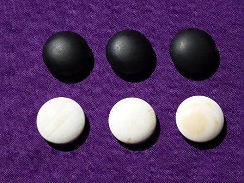 【幻の碁石】日向特産蛤碁石 紅花印 1級 5.0ミリ
