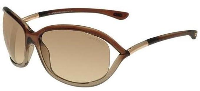 TOM FORD Sonnenbrille Jennifer Farbe Nude mit Verlauf für Damen zRWVbEi1gc