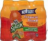 V8 Splash, Tropical Blend, 12 Ounce (Pack of 12)
