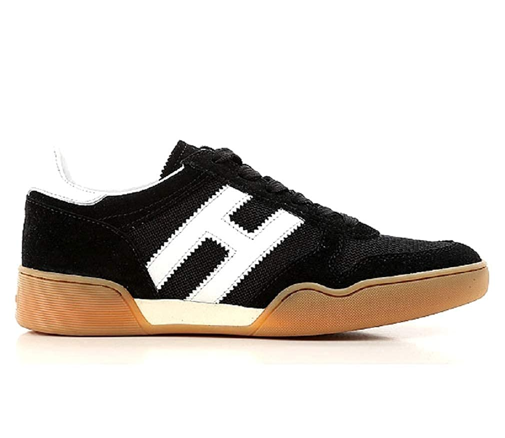 Hogan Scarpe Sneaker Sporty H3 Slash H357 punzonato Uomo