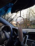 Native American Car Mirror Feather Dream Catcher
