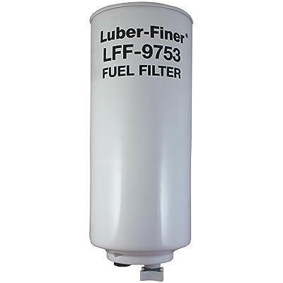 Luber-finer LFF9753-6PK Heavy Duty Fuel Filter, 6 Pack: Automotive [5Bkhe0907456]