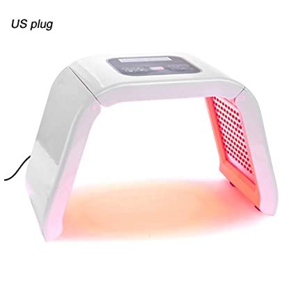 Skin Care 4 Color Pdt Acne Removal Machine Face Led Light Therapy Skin Rejuvenation Face Care Eu Us Uk Plug 1 Attractive Appearance Face Skin Care Tools