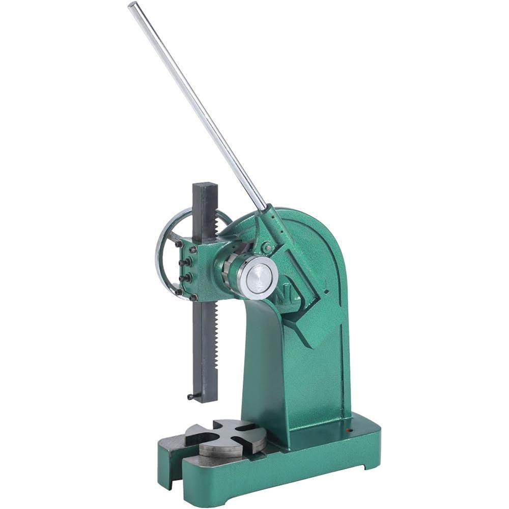 Grizzly T1186-5-Ton Ratcheting Arbor Press by Grizzly (Image #2)
