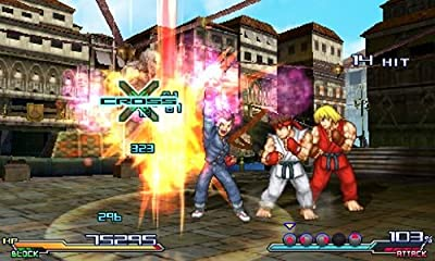Project X Zone by Namco