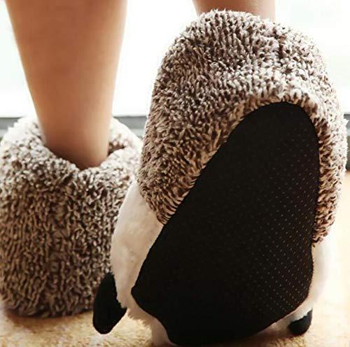 43 Hiver Accueil Sol Animé Dessin 42 Antidérapant Coton SHANGXIAN Doux Chaussures Chaussons d'ours Peluche Griffe Intérieur Pantoufle 7wWHa