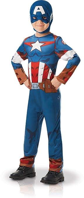 Rubies 640832S - Disfraz infantil oficial de Marvel Avengers ...