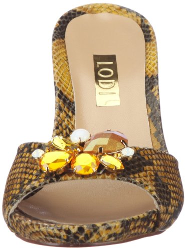 Sandals Lodi Gelb Yellow Bito Women's UFqFWXC