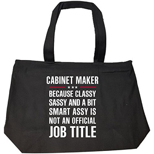 Gift For Classy Sassy Smart Assy Cabinet Maker - Tote Bag With Zip Assy Cabinet
