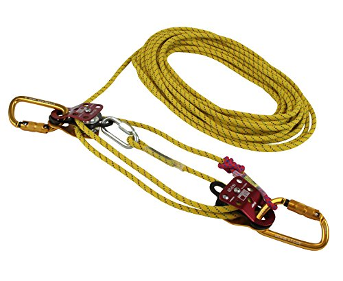 Mini-Pulley System, 4:1 by Sterling Rope