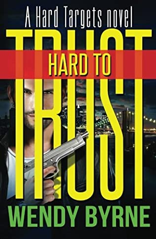 book cover of Hard to Trust