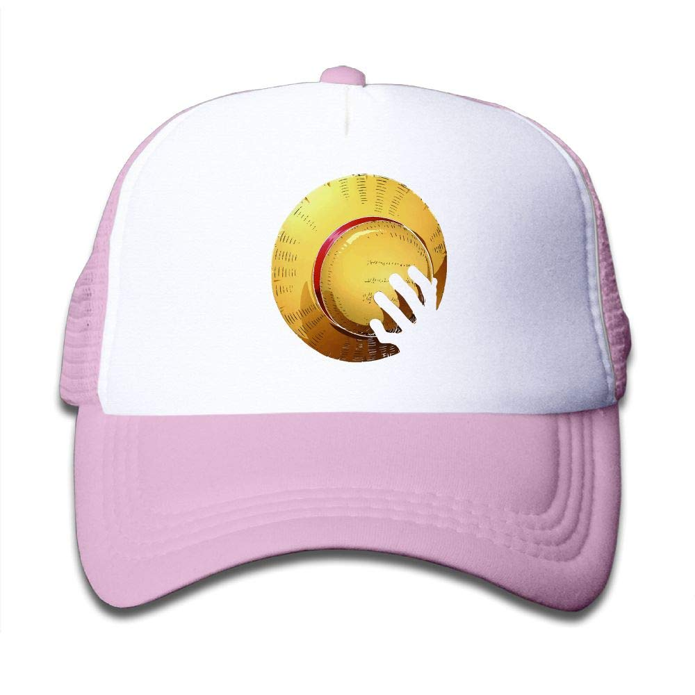 Aidear Keep The Hat Youth Girls Mesh Hat Fashion Child Cap One Size