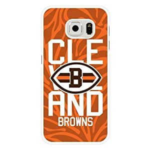 Iphone4/4S Case, Customized NFL Cleveland Browns Logo White Hard Shell Iphone4/4S Case, Cleveland Browns Logo Iphone4/4S Case(Not Fit For Case Iphone 6 4.7inch Cover )