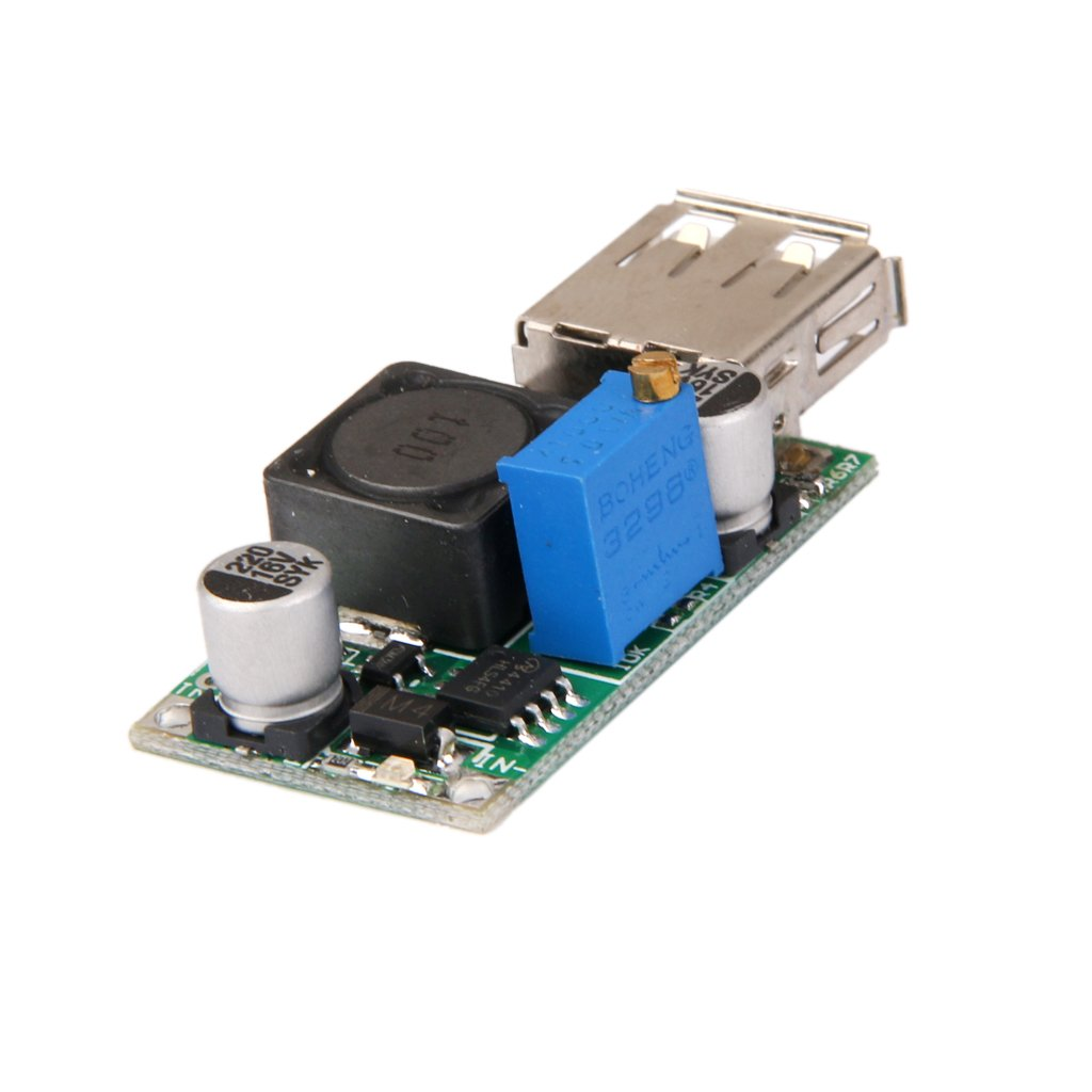 Dc Boost Converter 3v 37v To 5v 9v 2a Usb Output Note You Can See Circuits Below Voltage Step Up Module Electronics