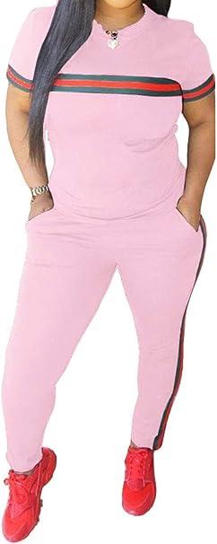 Top-Vigor - Chándal - para Mujer Rosa Rosa XXXL: Amazon.es: Ropa y ...