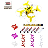 QWinOut Tiny7 PNP Mini Pocket Racing Drone Quadcopter 800TVL Camera With FUTABA FASST FM800 Receiver (Advanced Version)