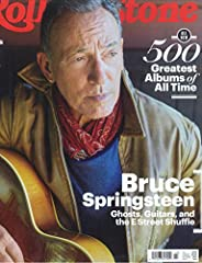 ROLLING STONE MAGAZINE - OCTOBER 2020 - 500 GREATEST ALBUMS OF ALL TIME