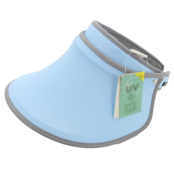 Women Sunhats Summer UV Protection Big Large Brim Anti-UV Folding Female  Outdoor Sport Sunhats 449dfe20c992