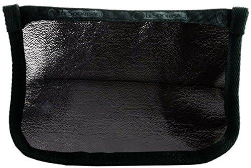 LeSportsac Tissue Case (Black Crinkle Patent)