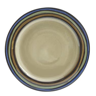 Pfaltzgraff Galaxy Blue Round Serving Platter, 12-Inch
