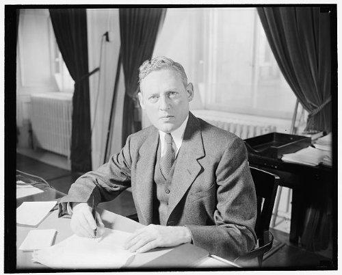 HistoricalFindings Photo: Archie Lockhead,Archie Lochhead,Exchange Stabilization Fund Director,1939