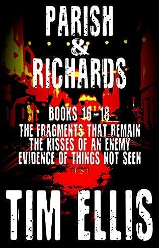 book cover of Parish & Richards Books 16-18