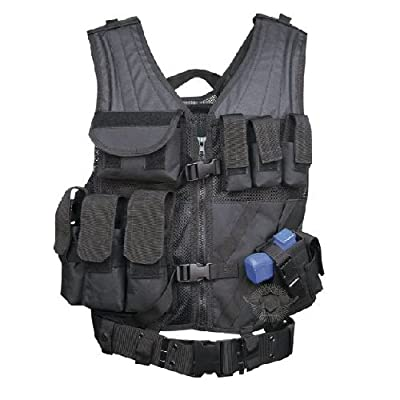 5ive Star Gear CDV-5S Cross Draw Vest