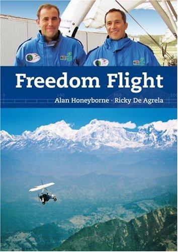 Freedom Flight [Idioma Inglés] por Alan Honeyborne
