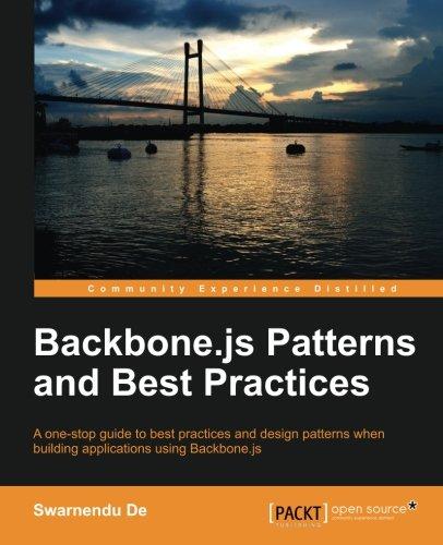 Backbone.js Patterns