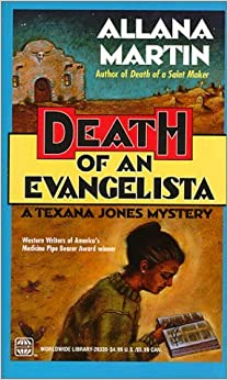 Book Death Of An Evangelista by Allana Martin (2000-01-01)