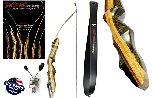 Spyder Takedown Recurve Bow Arrow