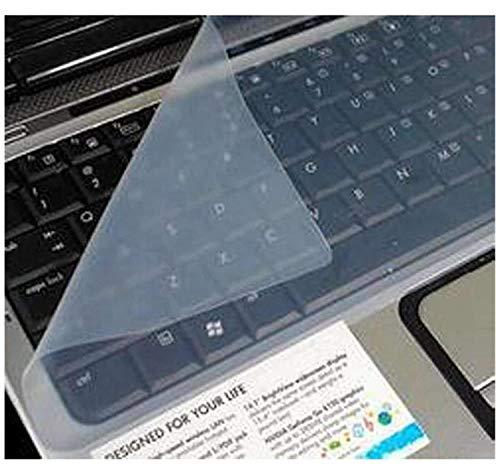 SKYRONE Keyguard Protector for  15.6 inch  Laptop Keyboard Skin  Transparent