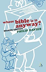Whose Bible is it Anyway? 2nd Edition