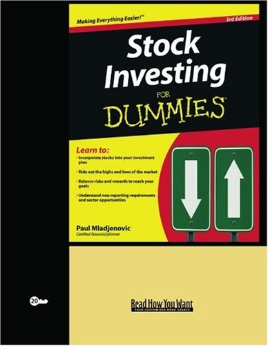 redbud investments for dummies