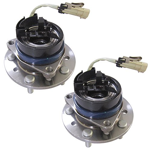 - DRIVESTAR 513137x2 Pair:2 New Front Wheel Hub & Bearing fits Chevy Olds Pontiac w/ABS