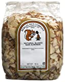 Bergin Nut Company Almonds Sliced Natural, 12-Ounce Bags (Pack of 2) For Sale