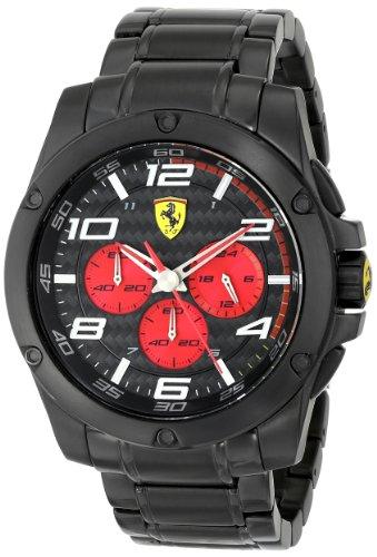 Scuderia Ferrari 0830037 'Paddock' Chronograph Bracelet Watch, 46mm