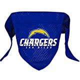 Hunter MFG San Deigo Chargers Mesh Dog Bandana, Large
