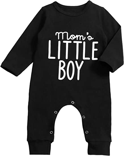 Toddler Baby Boy Girl Long Sleeved Coveralls USA Puerto Rico Flag Heart Baby Clothes