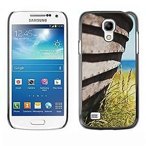 Hot Style Cell Phone PC Hard Case Cover // M00102786 macro fence beach photos nature // Samsung Galaxy S4 Mini i9190