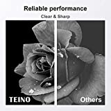 TEINO Remanufactured Ink Cartridges Replacement for