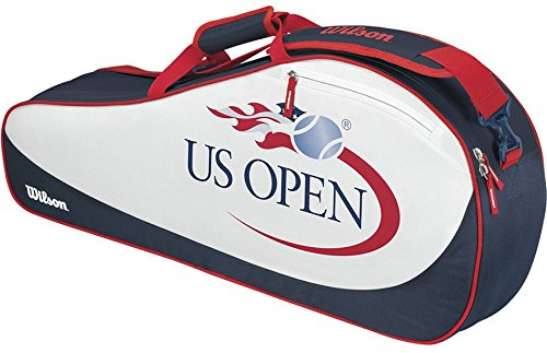 Wilson Junior US Open Tennis Racquet bundled with a Limited Edition US Open Tennis Bag or Backpack