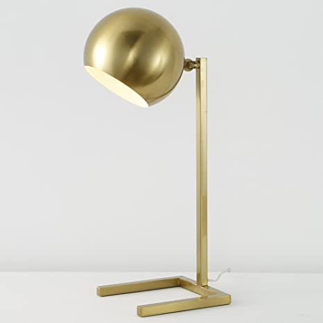 minimalista Lámpara escritorio toque retro Moderna de Noche mn0wN8v