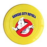 Hotboy19 New Design 150g Yellow Toy Kansas City Ghost Baseball Logo Frisbee Disc