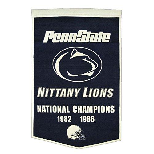 (Winning Streak NCAA Dynasty Banner Banner Type: Penn State)