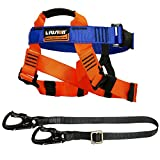 Fusion Climb Tactical Edition Kids Commercial Zip Line Kit Harness/Lanyard Bundle FTK-K-HL-01