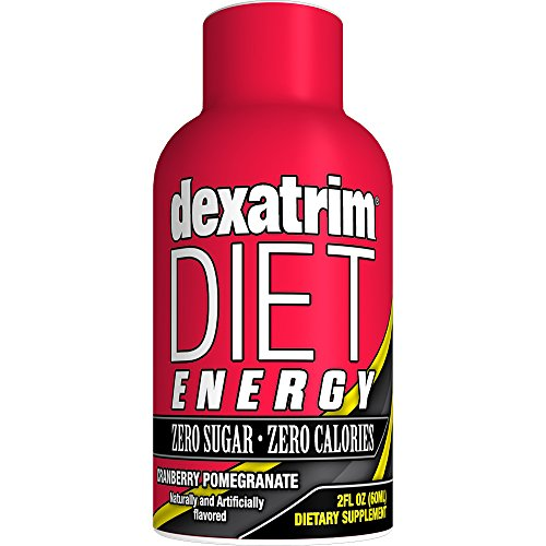 Stacker 2 Dexatrim Diet Energy and Crave Control Shots, 2.5 Fluid Ounce