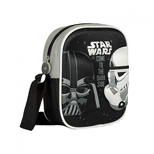 Star Darth Bag Shoulder 14x18x55 Dark Side Stormtrooper Star Vader centimetre Wars Wars Design 3D BnpwSqq1
