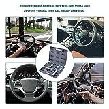 Goplus 19 Pcs Car Steering Wheel Remover, Lock