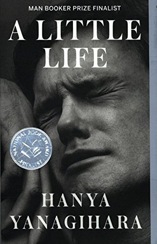 Book cover from A Little Life by Hanya Yanagihara